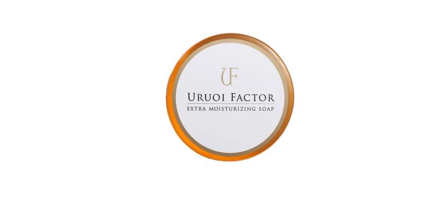 URUOI FACTOR UFソープ 洗顔せっけん